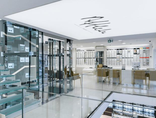 Store Afflelou: sunglasses